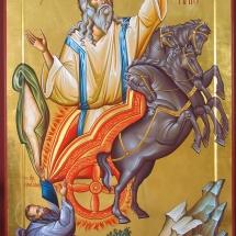 Προφήτης Ηλίας (εικόνα τέμπλου)